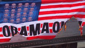 Bulatlat FILE Photo, 2014 Obama PH visit
