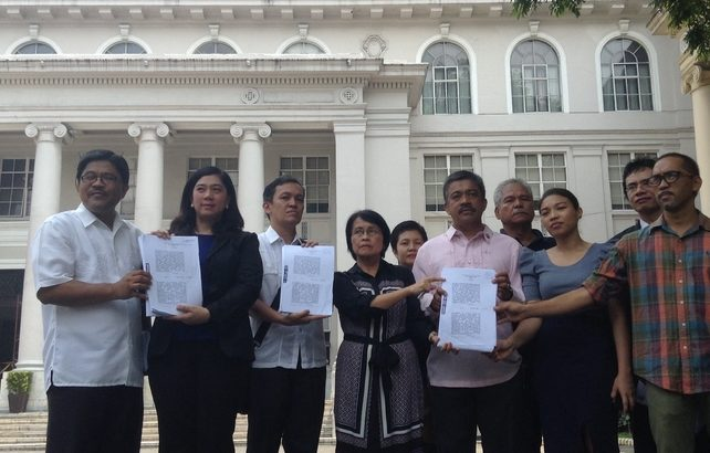 Supreme Court urged to declare US-PH Enhanced Defense Cooperation Agreement unconstitutional