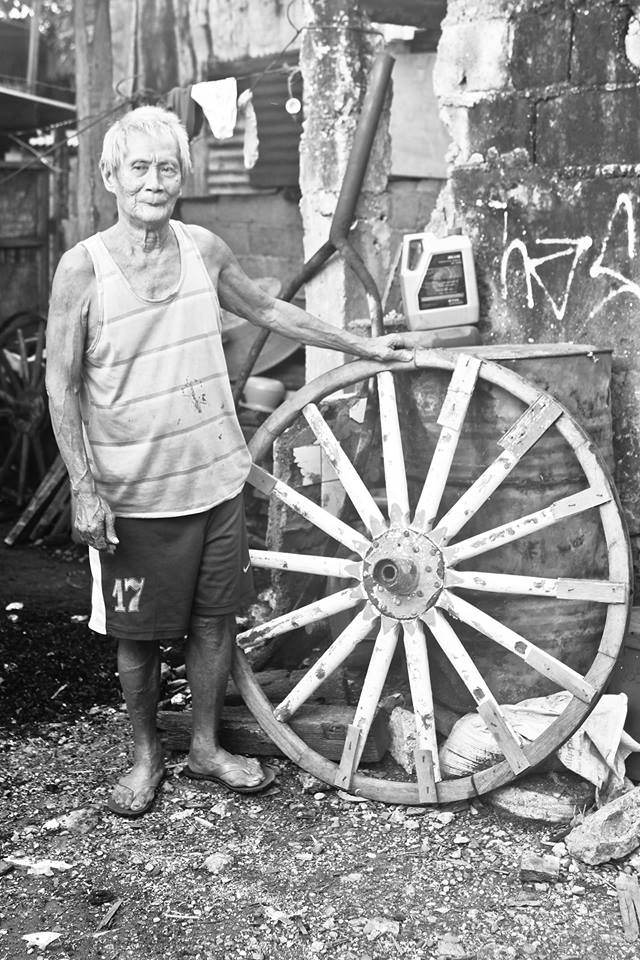 Francisco Barbac, Jr, 77 years old, is the last kalesa maker in Brgy. Duljo, Cebu City. He can make a kalesa in one and a half month and sells them for P32,000 to P40,000. The volume of kalesa he makes in a year would depend on the orders he get. In more than 60 years of making kalesa, he was able to let his children finish college who are all professionals now. Tatay Francisco continues to live modestly.