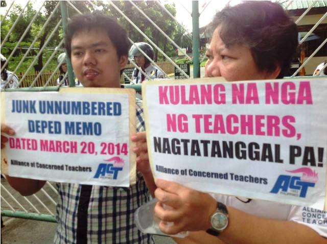 (Photo courtesy of Alliance of Concerned Teachers/ Bulatlat.com)