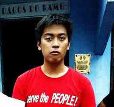 Naga youth protester released on bail