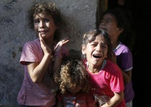 Israel is committing genocide in the Gaza ghetto