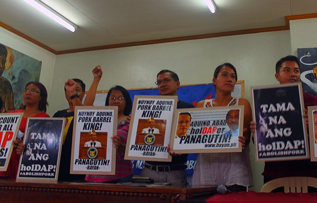 'Aquino poised to institutionalize DAP' — groups