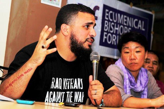 US-based activists slam EDCA