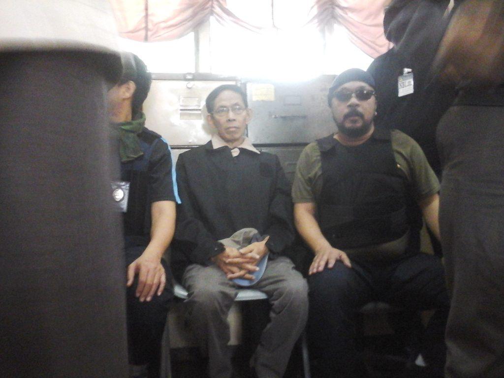 'Remorseless' Palparan justifies disappearances as part of counterinsurgency