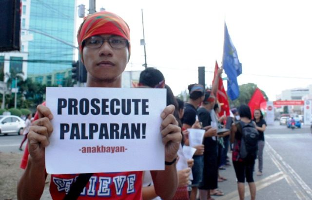 'Delusional Palparan seeks senate seat to get acquitted'