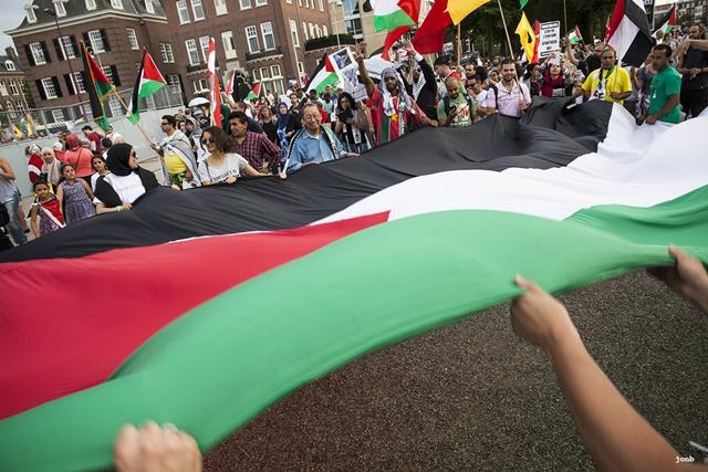 gaza-supporters-amsterdam-byjon (1)