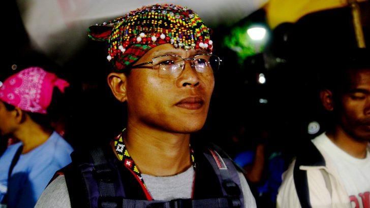 Rights group warns of more harassment on activists as Manobo leader is freed on bail