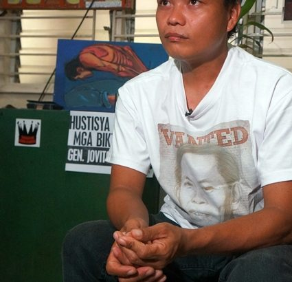 Palparan's biggest mistake | 'He should have never let me live,' says torture victim
