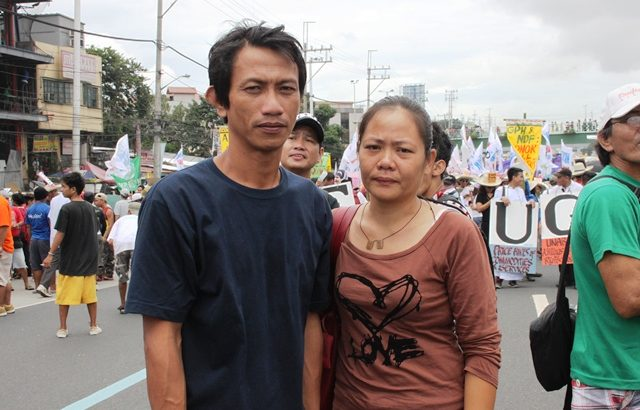 Grieving wife of beheaded OFW in Libya asks gov't for speedy action