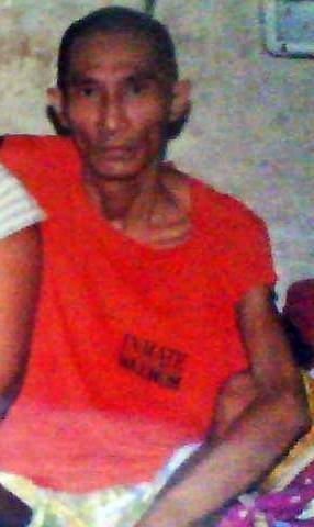 Barid's photo taken back in May 2014 (Photo courtesy of Hustisya / Bulatlat.com)