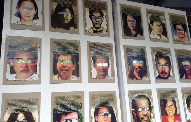 On the International Day of the Disappeared   'Convict Palparan,' say kin of desaparecidos