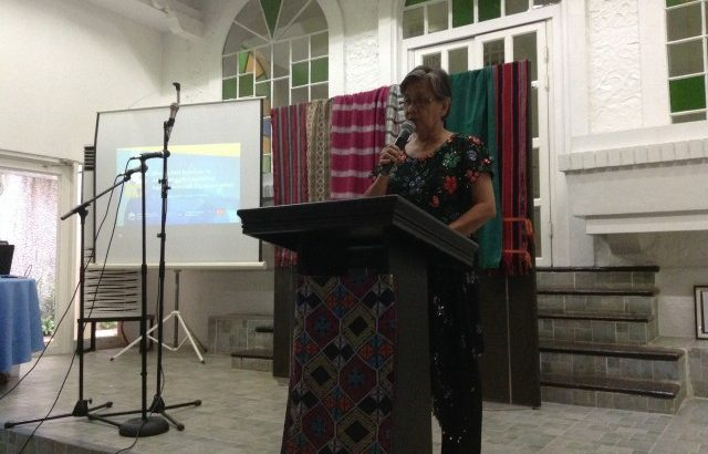 For every one killed or disappeared, hundreds replace them – Edita Burgos