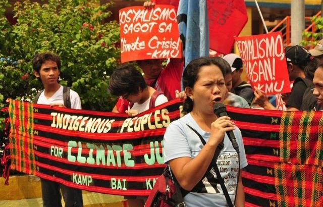 'People's Climate March' | Environmentalists troop to Mendiola