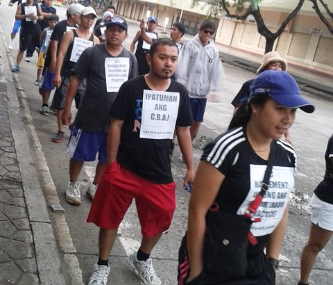 LBC's unfair labor practice prompts workers to run