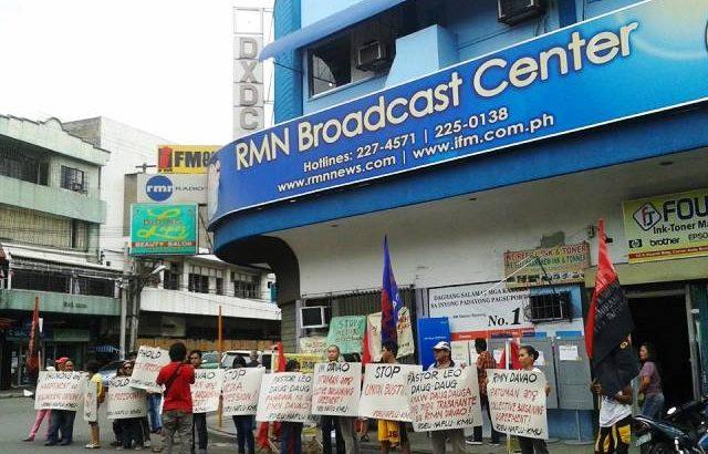 Radio reporters, employees slam harassment, network refusal to negotiate CBA