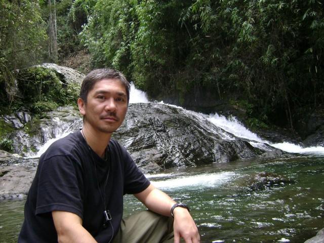 "Arnold Jaramillo, also known as ""Ka Mando,"" a leader of the New People's Army (NPA). (Photo from Cynthia Dacanay-Jaramillo/ Bulatlat.com)"