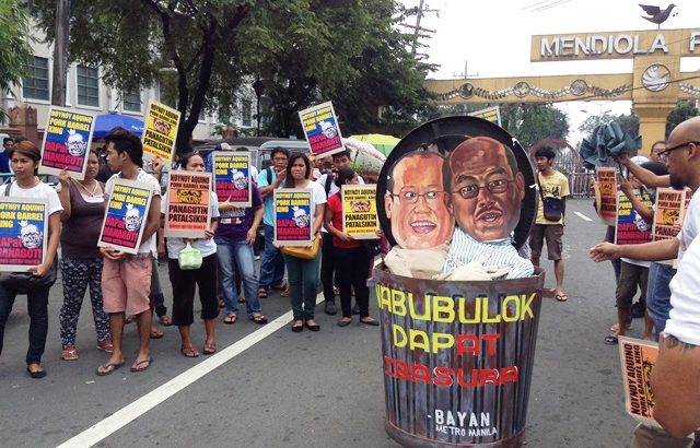 A different Octoberfest | Protest series set to mark 1st year of DAP
