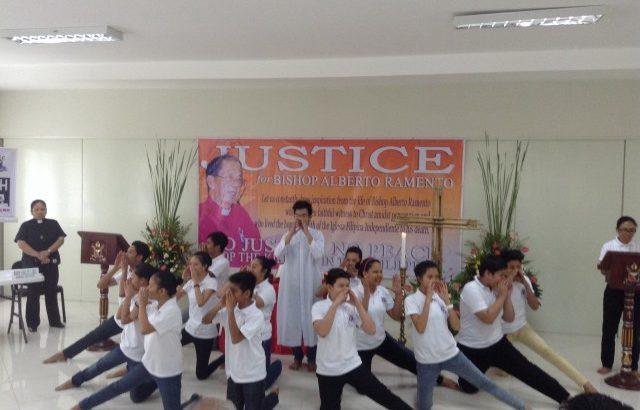 No justice, no peace | Church workers remember Bishop Alberto Ramento