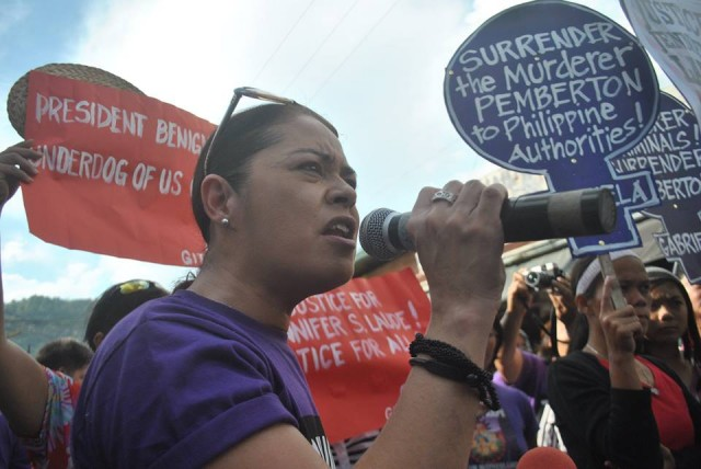 (Photo by Macky Macaspac / Pinoy Weekly)