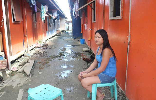 'Dear Pope: don't let Aquino demolish our homes in your name'