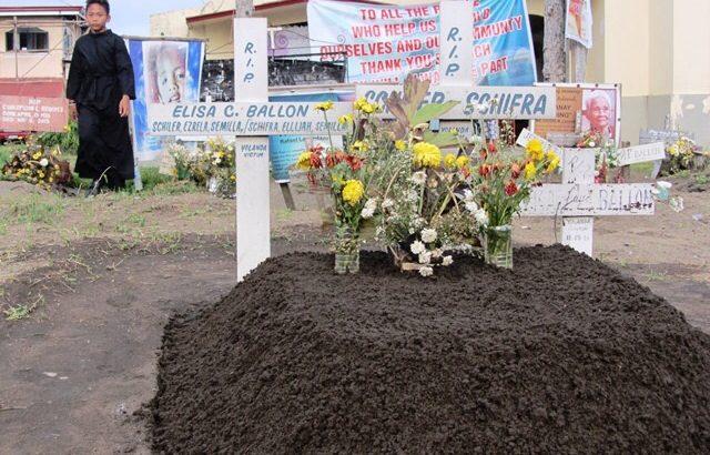 Yolanda survivors still mourn for the dead, face a bleak future