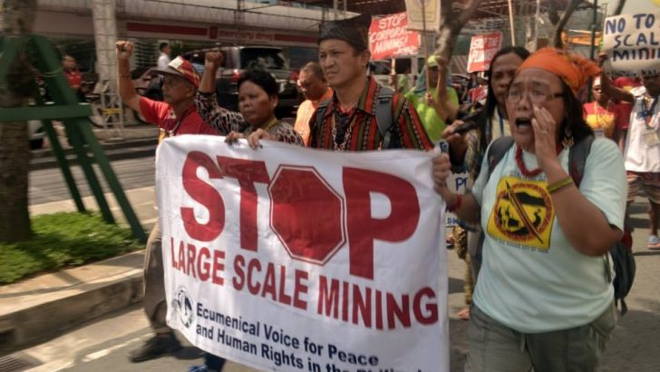 Manilakbayan | Lumad want big mining companies out of Mindanao