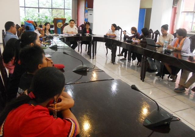 Dialogue with DepEd Assistant Secretary Tonisito Umali on Nov. 28. (Photo by A. Umil/ Bulatlat.com)