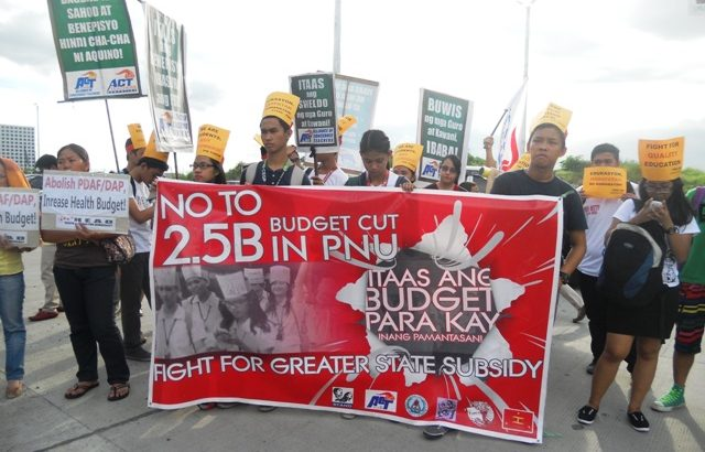 Groups lambast non-inclusion of salary increase for gov't employees