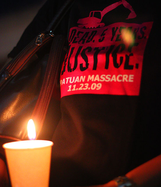 5 years after Ampatuan massacre, zero justice | Journalists, advocates slam impunity