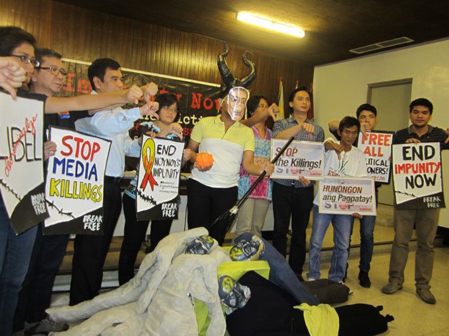 5th year of Ampatuan massacre | Aquino held accountable for impunity