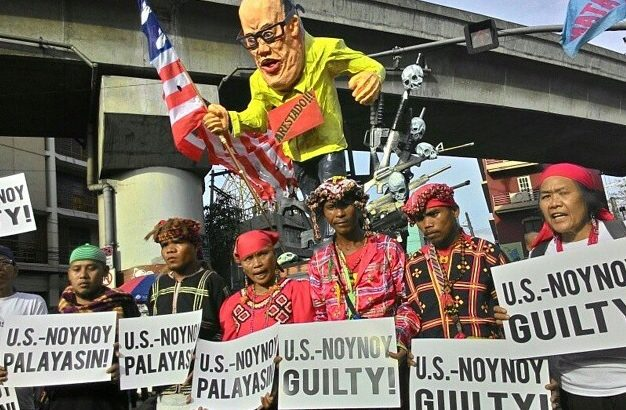 Aquino 'guilty' of gross rights violations