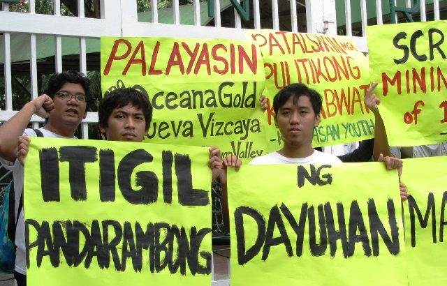 Green groups to DENR: 'Respect Nueva Vizcaya's ban on open-pit mining'