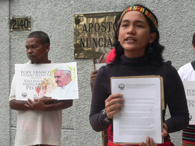 dear Pope IP Piya explains letter