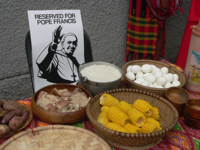 dear Pope IP humble feast