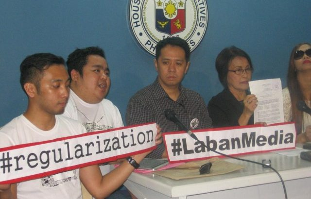 Solons want probe on 'labor code violations' by GMA Network