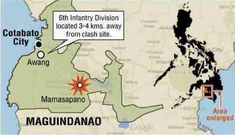 Tungkol sa krisis ng bansa at  sagupaan sa Mamasapano