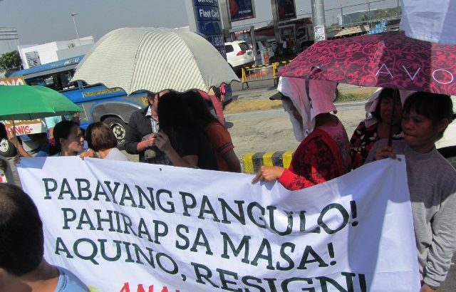 EDSA 1 anniversary to ring with 'Aquino Resign' calls, prayers