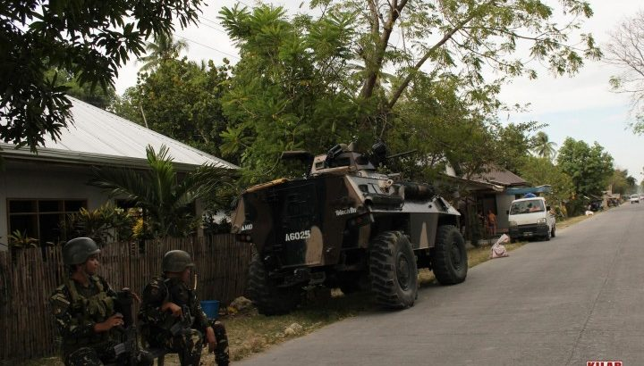 'All-out war' in Maguindanao causes evacuation in 12 villages