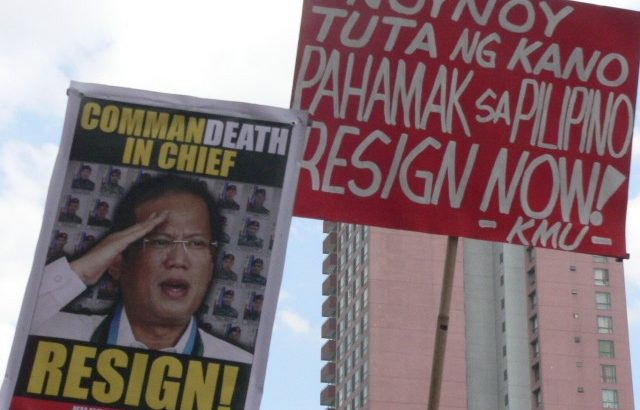 Workers group slams Aquino for worsening plight of workers