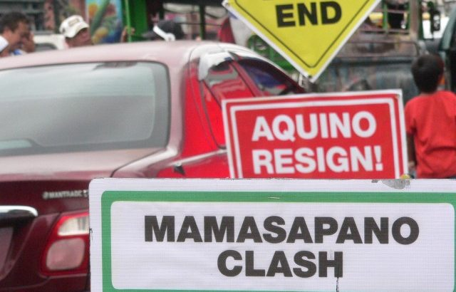 'Dead end for Aquino's righteous path'