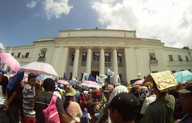 Samar typhoon survivors demand release of 'overdue' relief & rehab