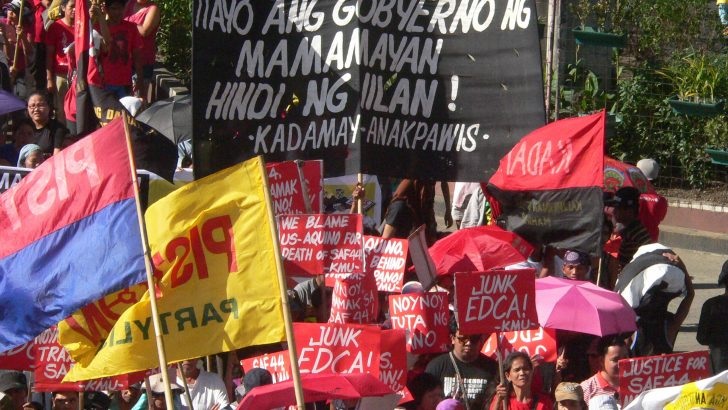 Back-to-basics grassroots organizing in the time of Duterte
