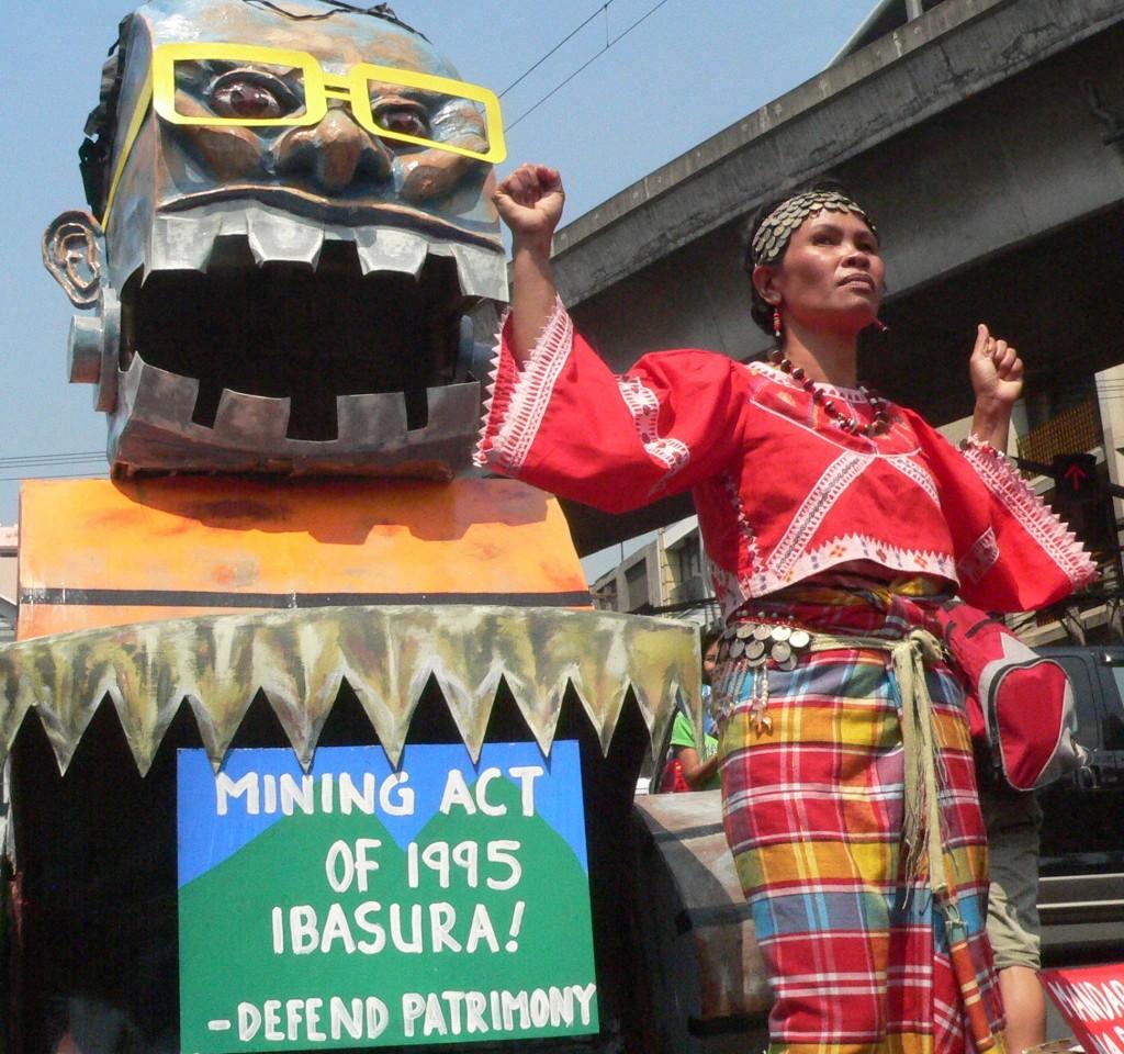 Aquino's legacy | Indigenous peoples mark loss of land, homes, lives