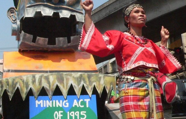 Aquino's legacy | Indigenous peoples mark loss of land, homes, lives