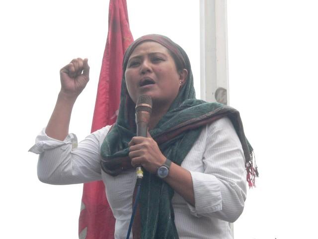 Amirah Ali Lidasan (Photo by D. Ayroso)