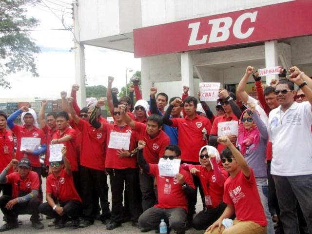 LBCworkerspicket