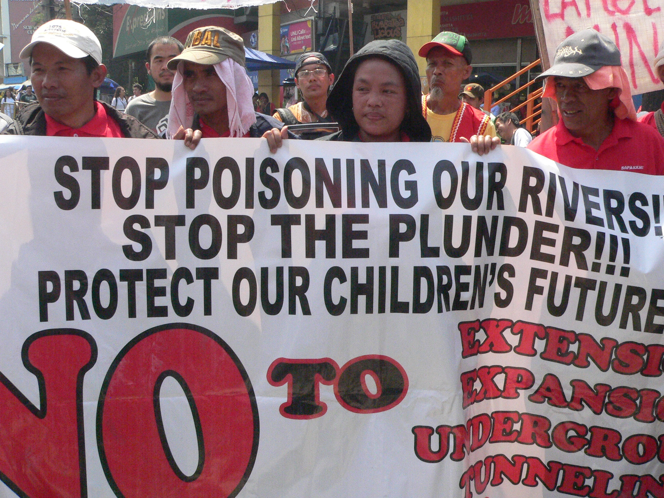 #ChangeWeNeed | Nueva Vizcaya village hopes Duterte keeps promise to stop destructive mining