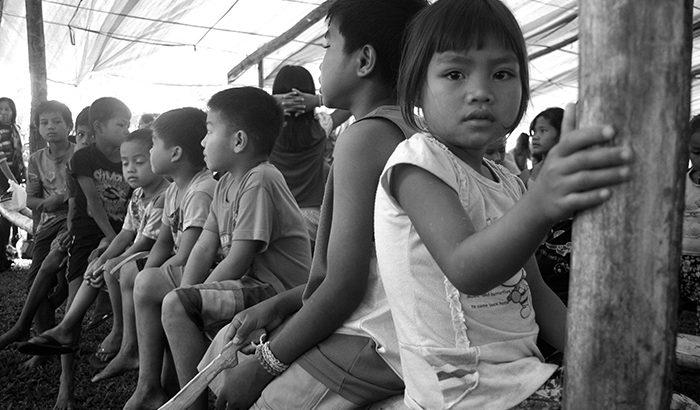 The Banwaon children of Balit