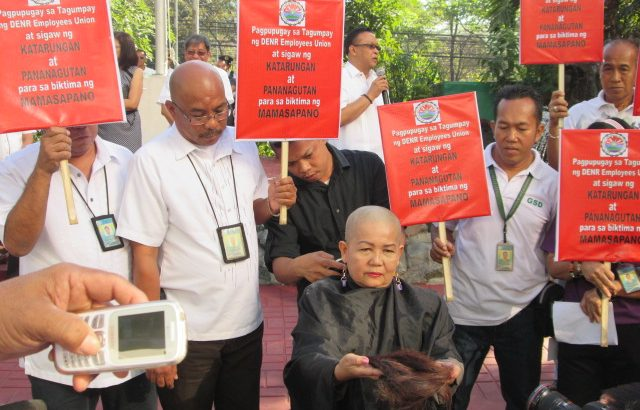 State workers call for truth and accountability over Mamasapano fiasco